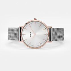 Montre Ice Watch en Silicone Gris