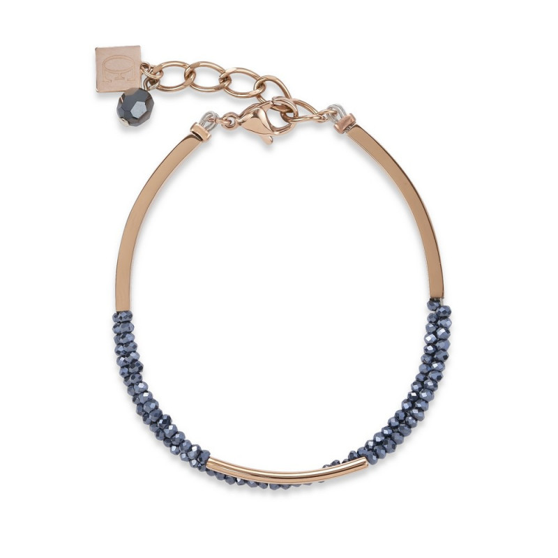 Boucles d'Oreilles Crystal Jewellery Argent