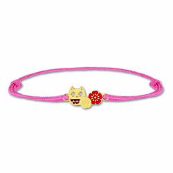 Bracelet Or et Email