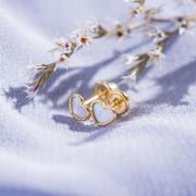 Bracelet en Acier et Lapis Lazuli