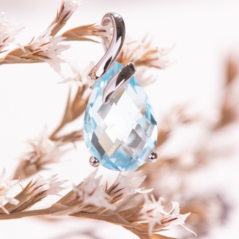 Bracelet en Argent et Cristal