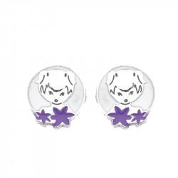 Boucles d'oreilles Or