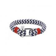 Bracelet en Cordon et Acier